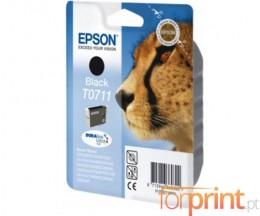 Tinteiro Original Epson T0711 Preto 7.4ml