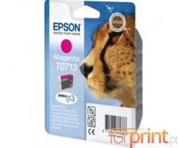 Tinteiro Original Epson T0713 Magenta 5.5ml