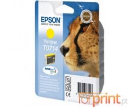 Tinteiro Original Epson T0714 Amarelo 5.5ml