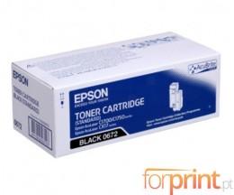 Toner Original Epson S050672 Preto ~ 700 Paginas