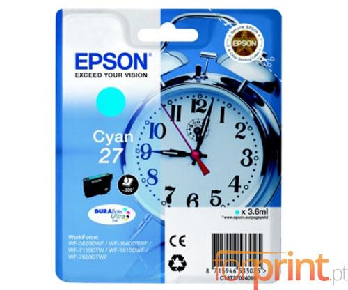 Tinteiro Original Epson T2702 Cyan 3.6ml