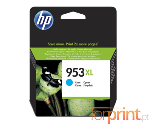 Tinteiro Original HP 953XL Cyan 20ml