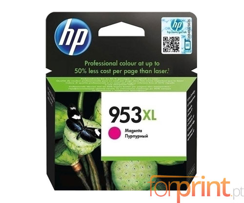 Tinteiro Original HP 953XL Magenta 20ml