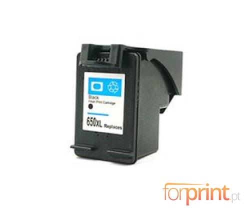 Tinteiro Compativel HP 650 XL Preto 20ml