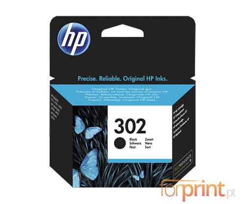 Tinteiro Original HP 302 Preto 3,5ml ~ 190 Paginas