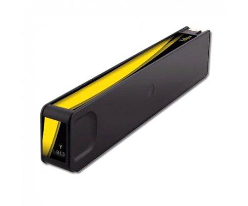 Tinteiro Compativel HP 913A Amarelo 55ml