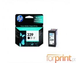 Tinteiro Original HP 339 Preto 21ml ~ 860 Paginas
