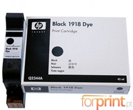 Tinteiro Original HP TIJ 2.5 / 1918 Preto 40ml