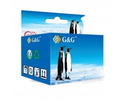 Tinteiro Compativel G&G / HP 301 XL Preto 18ml