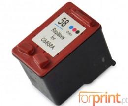 Tinteiro Compativel HP 58 Cor Foto 18ml