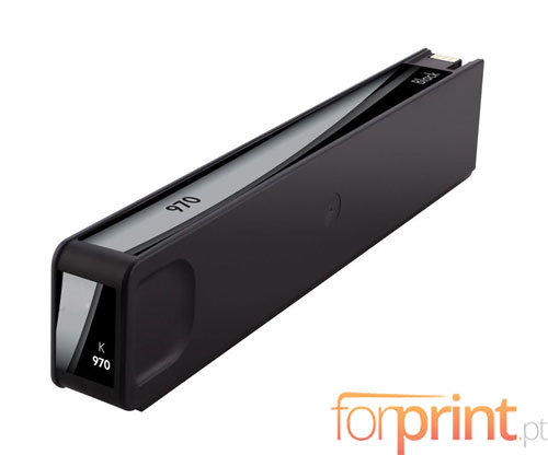 Tinteiro Compativel HP 970 XL Preto 240ml