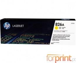 Toner Original HP 826A Amarelo ~ 31.500 Paginas