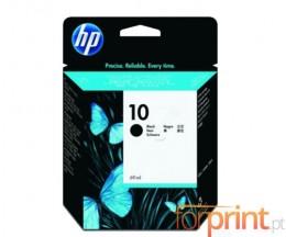 Tinteiro Original HP 10 Preto 69ml ~ 2.200 Paginas