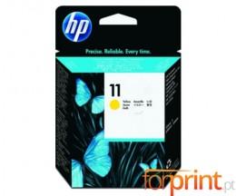 Cabeça de Impressão Original HP 11 Amarelo
