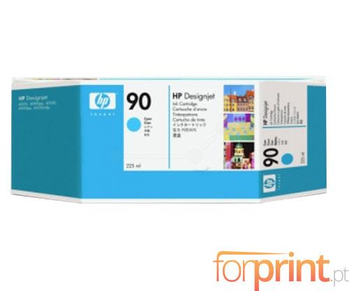 Tinteiro Original HP 90 Cyan 225ml