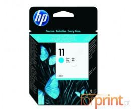 Tinteiro Original HP 11 Cyan 28ml ~ 2.350 Paginas