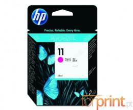 Tinteiro Original HP 11 Magenta 28ml ~ 1.200 Paginas
