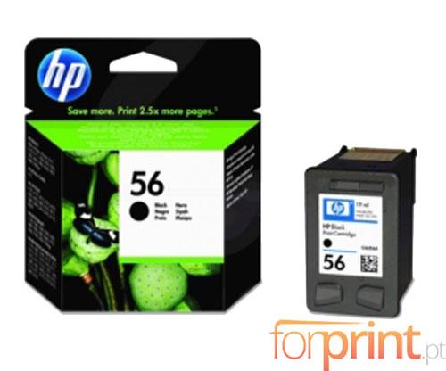 Tinteiro Original HP 56 Preto 19ml ~ 520 Paginas