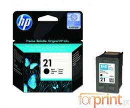 Tinteiro Original HP 21 Preto 5ml ~ 190 Paginas