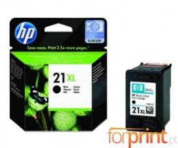 Tinteiro Original HP 21 XL Preto 12ml ~ 475 Paginas