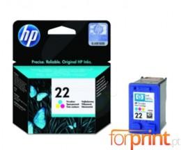 Tinteiro Original HP 22 Cor 5ml ~ 165 Paginas