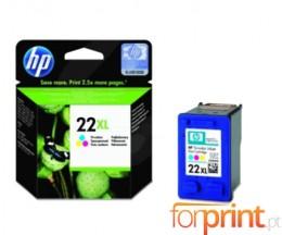 Tinteiro Original HP 22 XL Cor 11ml ~ 415 Paginas