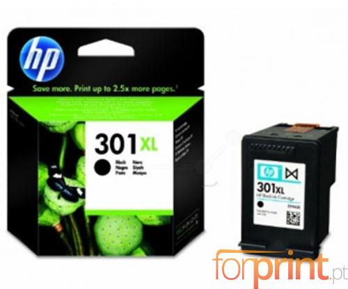 Tinteiro Original HP 301 XL Preto 8ml ~ 480 Paginas