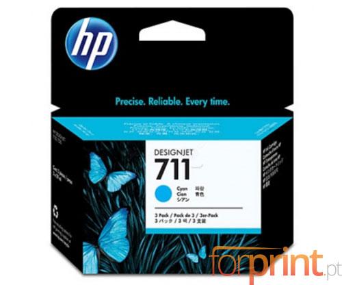 Tinteiro Original HP 711 Cyan 29ml