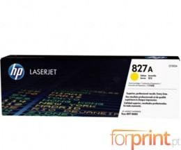Toner Original HP 827A Amarelo ~ 32.000 Paginas