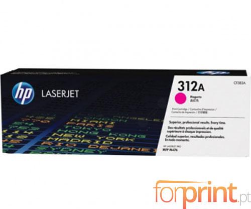 Toner Original HP 312A Magenta ~ 2.700 Paginas
