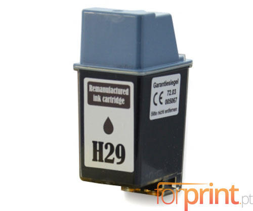 Tinteiro Compativel HP 29 Preto 20ml