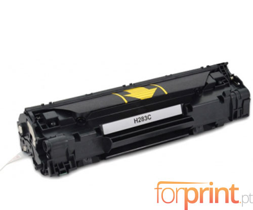 Toner Compativel HP 83A Preto ~ 1.500 Paginas