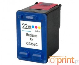 Tinteiro Compativel HP 22 XL Cor 16ml