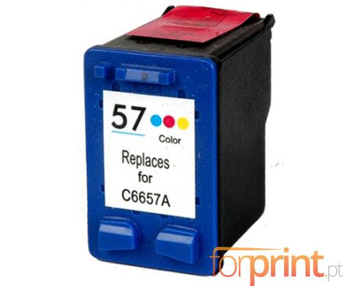 Tinteiro Compativel HP 57 XL Cor 18ml
