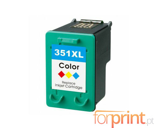 Tinteiro Compativel HP 351 XL Cor 18ml