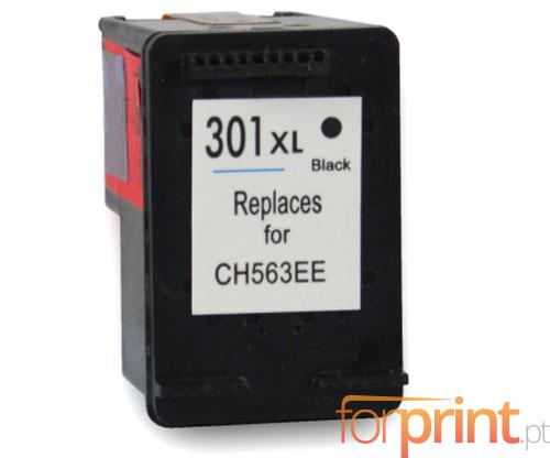 Tinteiro Compativel HP 301 XL Preto 20ml