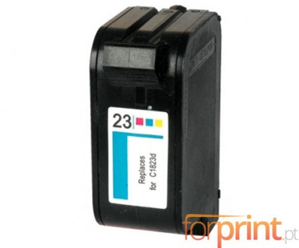 Tinteiro Compativel HP 23 Cor 39ml
