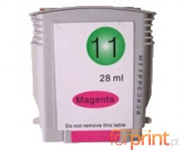 Tinteiro Compativel HP 11 Magenta 28ml