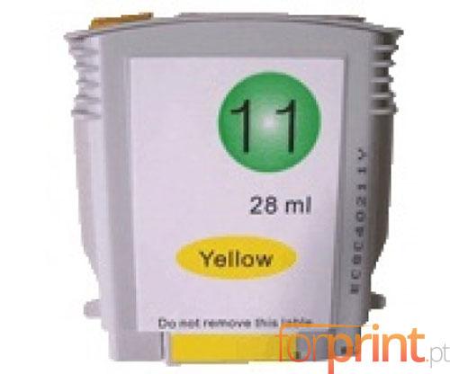 Tinteiro Compativel HP 11 Amarelo 28ml