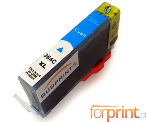 Tinteiro Compativel HP 364 XL Cyan 14.6ml