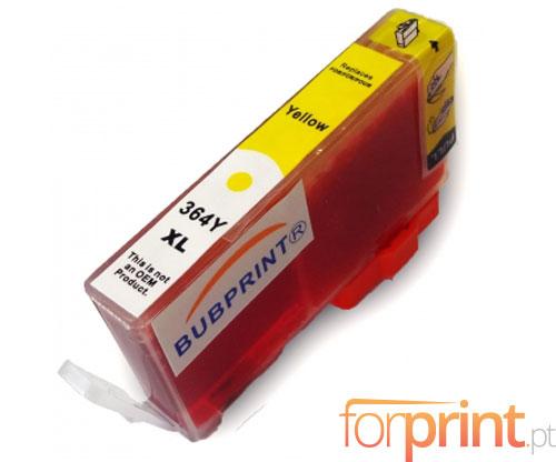 Tinteiro Compativel HP 364 XL Amarelo 14.6ml