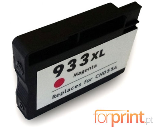 Tinteiro Compatível HP 933 XL Magenta 14ml