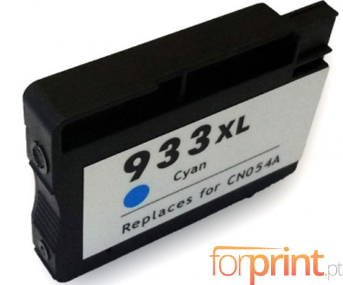 Tinteiro Compativel HP 933 XL Cyan 14ml
