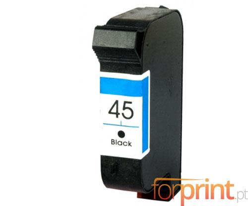 Tinteiro Compatível HP 45 Preto 40ml