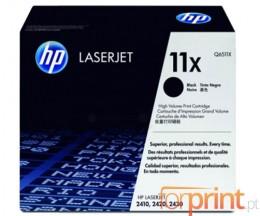Toner Original HP 11X Preto ~ 12.000 Paginas
