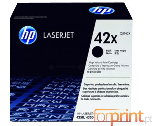 Toner Original HP 42X Preto ~ 20.000 Paginas