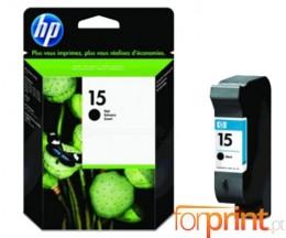 Tinteiro Original HP 15 Preto 25ml ~ 500 Paginas