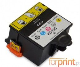 Tinteiro Compativel Kodak 10XL Cor 60ml
