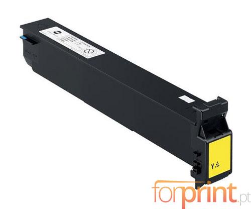 Toner Compativel Konica Minolta A0TM250 Amarelo ~ 30.000 Paginas