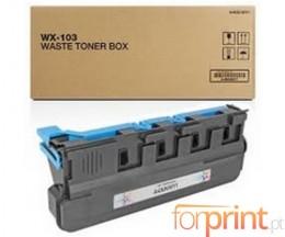 Caixa de Resíduos Original Konica Minolta WX 103 ~ 40.000 Paginas